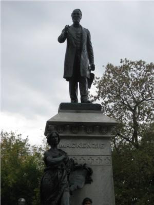 Statut de Mackenzie King