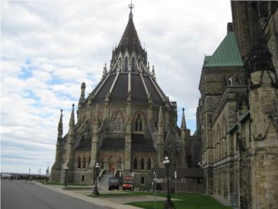 Chapelle du parlement