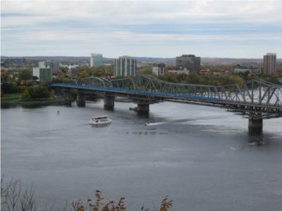 Québec vu du parlement