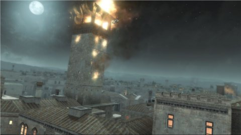 Assassin's Creed Brotherhood - tour Borgia