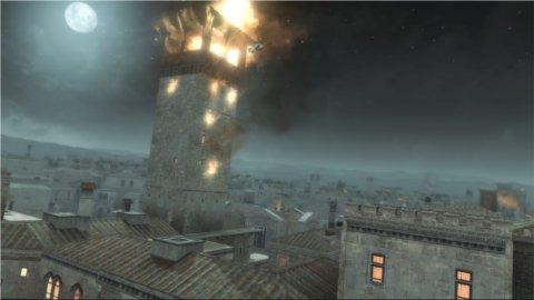Assassin's Creed Brotherhood - tour Borgia